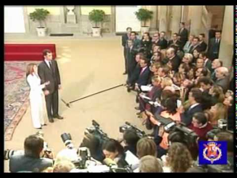 Prince Felipe and Letizia Ortiz s Petición de Mano Engagement Interview
