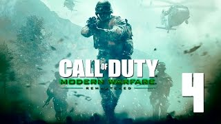 Call Of Duty 4 MW: Remastered | En Español | Capitulo 4