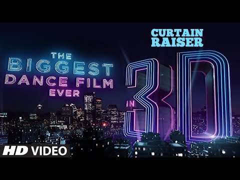 Xxx Mp4 Curtain Raiser The Biggest Dance Film In 3D Varun Dhawan Katrina Kaif Remo D Souza Bhushan Kumar 3gp Sex