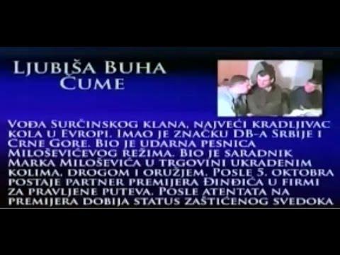 ЛЕГЕНДАРНИ ВИДЕО ЕСКОБАР БАЛКАНА НАРКОМАФИЈА У СРБИЈИ