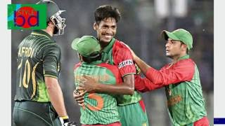 Wicket Celebration style of Mustafizur Rahman