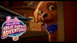 Puppy Play Time! | Barbie & Her Sisters in a Great Puppy Adventure | Barbie