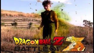 Dragon ball Z - Gohan vs Cell Final Battle Kamehameha (Real Life)