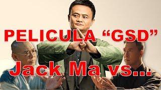 Jack Ma el multimillonario maestro del Tai Chi vs Jet Li, Donnie Yen, Tony Jaa, Sammo Hung GSD