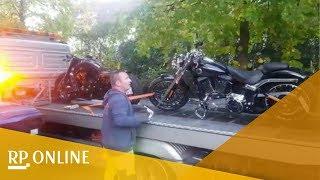 Razzia gegen Hells Angels in 16 NRW-Städten: Verbot von Rockern aus Erkrath