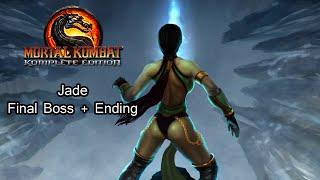 Sexy Jade - Final Boss + Ending Mortal Kombat Komplete Edition