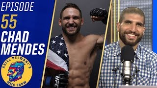 Chad Mendes talks retirement, reflects on Conor McGregor fight   Ariel Helwani