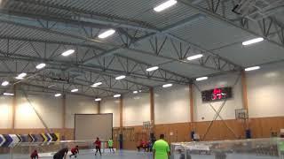 2018 Goalball World Championships Brazil v China 1st Half