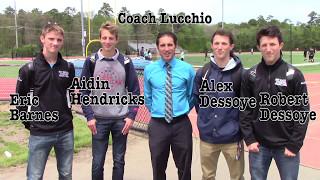 EHT Boys Track - All American Champions