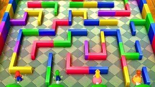 Mario Party 10 - All Tough Minigames