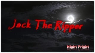 Jack The Ripper White Chapel Murders Solved Paul Roland From Hell Johnny Depp Night Fright