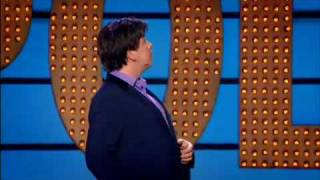 Michael Mcintyre - Live at the Apollo [HQ] 2010.