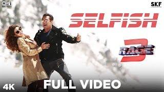 Selfish Full Song Video- Race 3 | Salman Khan, Bobby, Jacqueline, Daisy | Atif Aslam, Iulia, Vishal