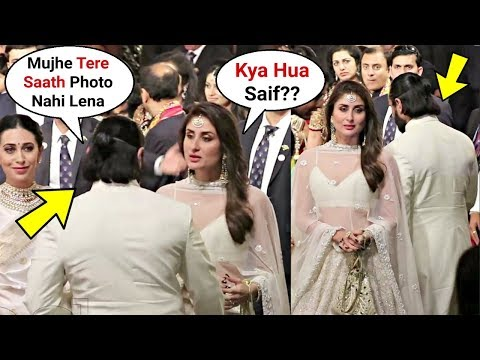 Xxx Mp4 Kareena Kapoor And Saif Ali Khan Fight At Isha Ambani Wedding 3gp Sex