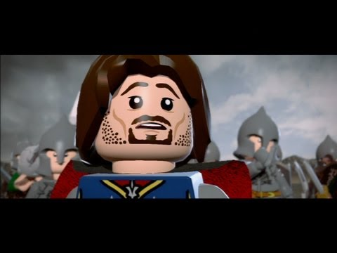 LEGO Lord of the Rings All Cutscenes
