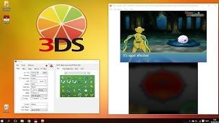How to Create and Install Custom Pokémon Save Files in Citra Emulator (PKHeX Tutorial)