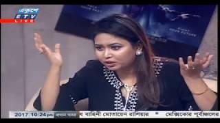 Salman Muqtadir live show on ETV with Ashna Habib Bhabna (Episode::10) 15/03/17