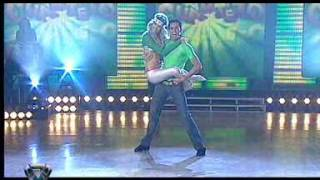 Showmatch 2007 - El cuarteto de Liz deslumnbró a todos