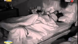 Pedro e Kelly cochichando na cama Madrugada 02/06 parte 1