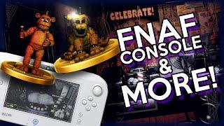 FNAF Coming To Consoles - Remake!? + FNAF World Update 2!