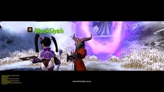 Dragon Nest NA Leveling New Character Black Mara Stream P.2 5/18/2017