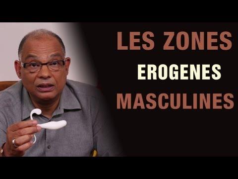 Parlons peu, parlons sexe - Zones érogènes masculines