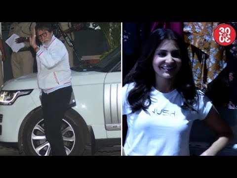 Amitabh's Birthday Celebration In Maldives | Anushka Sharma Innocent In The Plagiarism Case?