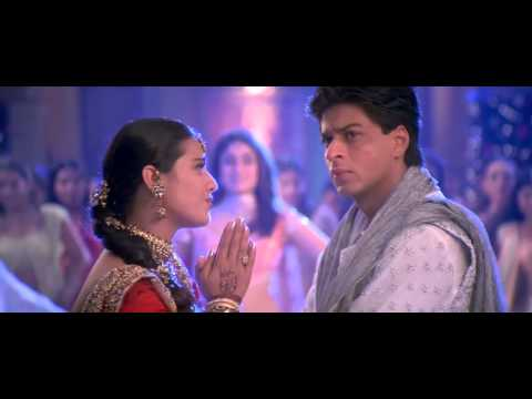 Bole Chudiyan   K3GKabhi Khushi Kabhie Gham HQ 720p with Lyrics