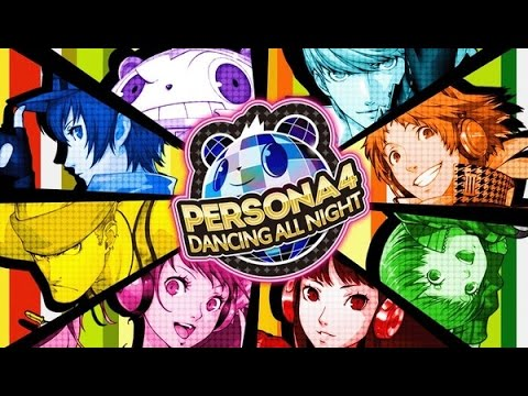 Persona 4 Dancing All Night THE MOVIE