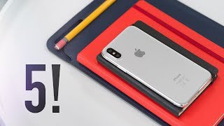 iPhone X: Top 5 Questions Answered!