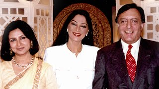 Rendezvous with Simi Garewal Nawab Pataudi & Sharmila Part -2