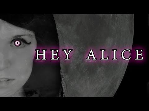 ALICE IN WONDERLAND SONG Hey Alice Lyrics Rachel Rose Mitchell