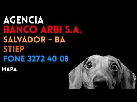 ✔ Agência BANCO ARBI S.A. em SALVADOR/BA STIEP - Contato e endereço
