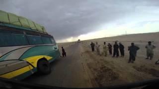 Crossing Baluchistan Pakistan to the Iran Border 1