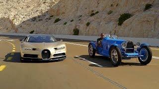 The Pur Sang Bugatti Type 35 - Chris Harris Drives - Top Gear