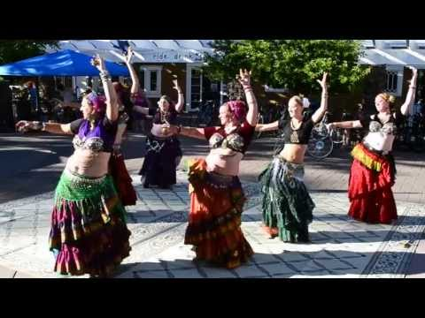 Trinity Tribal Bellydance HDBD Guild show 2013