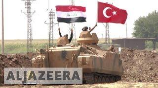 Turkey and Iran united in opposition to Kurdish state