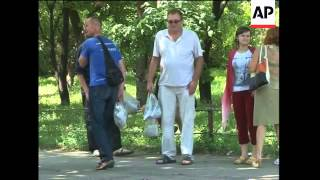 Efforts to combat HIV/AIDS in Ukraine, which faces fast growing epidemic
