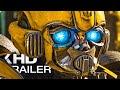 BUMBLEBEE Trailer 2 German Deutsch 2018 Transfor