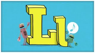 ABC Song: The Letter L,