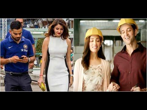Xxx Mp4 Virat Anushka Bond Over Sharing Clothes Hrithik Yami Confident About Kaabil 3gp Sex