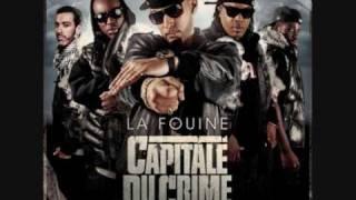 La Fouine - Bois Darcy ( HQ ) Capitale du crime 2