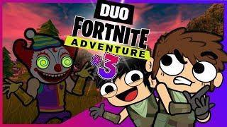 DUO FORTNITE ADVENTURE #3  (Animation)