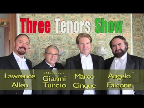 Download The Three Tenors Tribute Show free