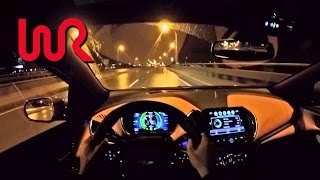 2016 Chevrolet Volt Premier - WR TV POV Night Drive