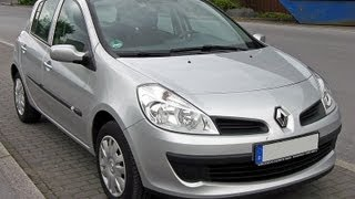 Jak wymienić filtr kabinowy - filtr pyłków kurzu na Renault Clio