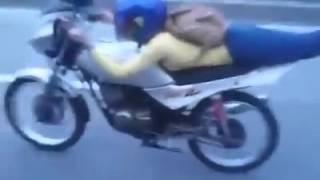 Awek Melayu Fly Di Highway 😱😱
