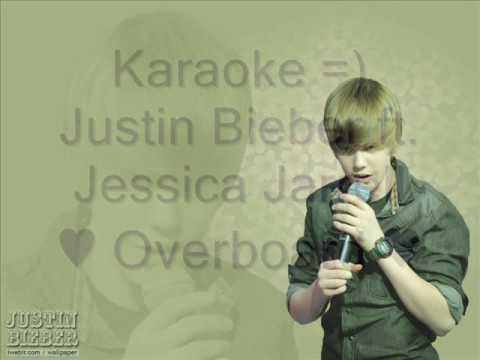 Justin Bieber ft. Jessica Jarrell -