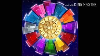 WoF 2007-16 Bonus Puzzle Solve Cue + Win Bed (Show edit)