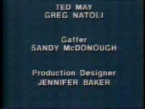 3 2 1 Contact Closing Credits Theme 1983 1992